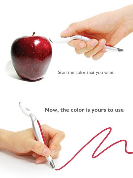 color pick